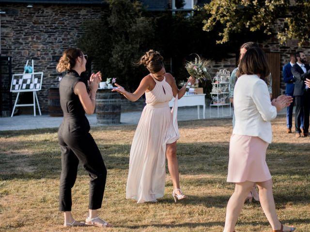 Le mariage de Ewen et Lucie à Rennes, Ille et Vilaine 99