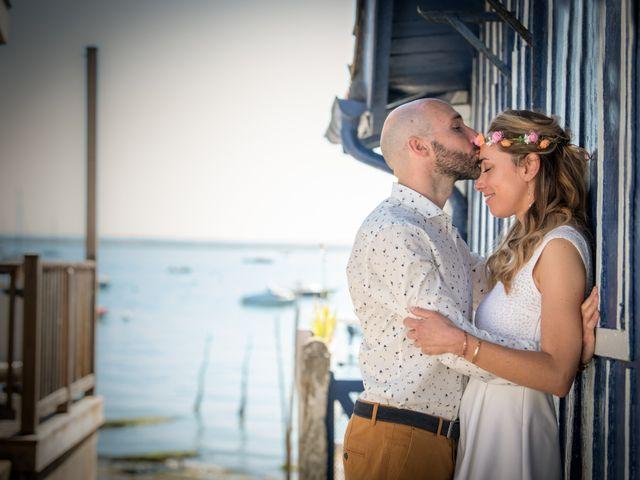 Le mariage de Antoine et Sophie à Le Canon, Gironde 44