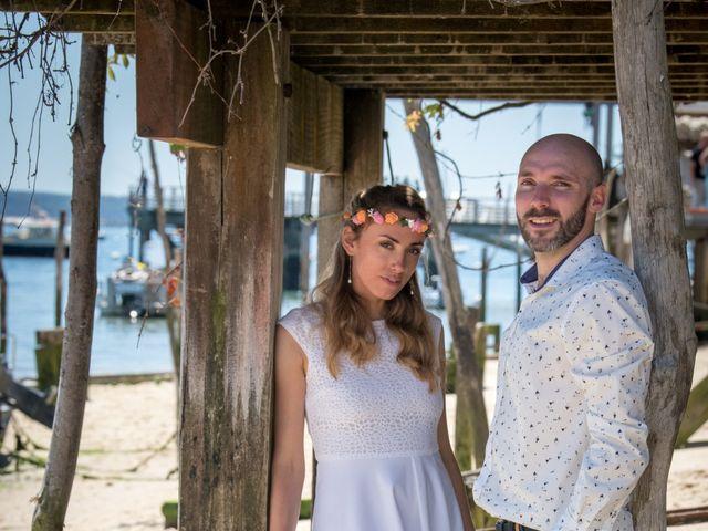 Le mariage de Antoine et Sophie à Le Canon, Gironde 45