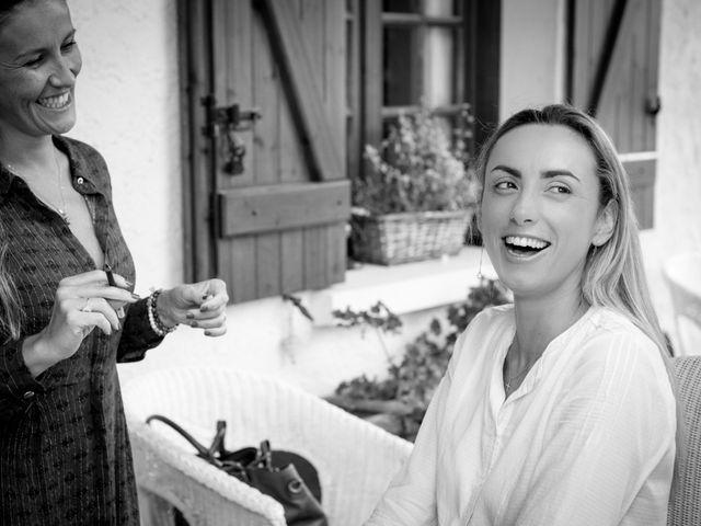 Le mariage de Antoine et Sophie à Le Canon, Gironde 1