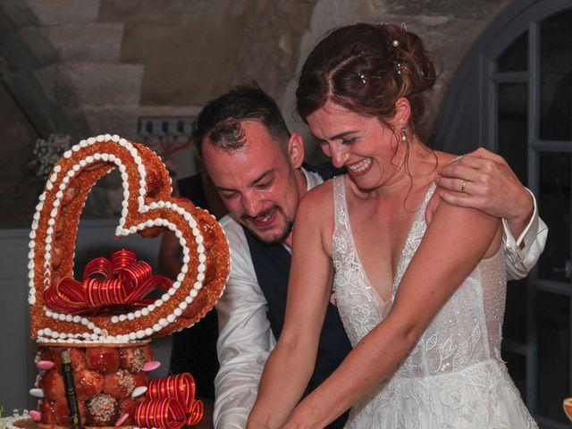 Le mariage de Fabien et Laura à Saze, Gard 5