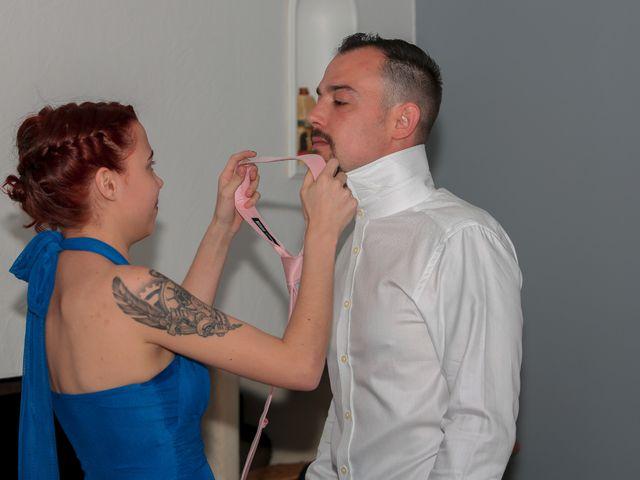 Le mariage de Fabien et Laura à Saze, Gard 10