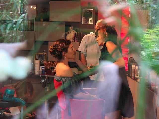 Le mariage de Fabien et Laura à Saze, Gard 15