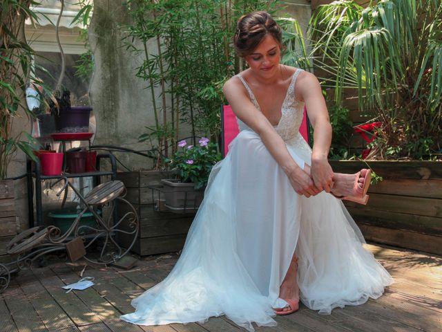 Le mariage de Fabien et Laura à Saze, Gard 24