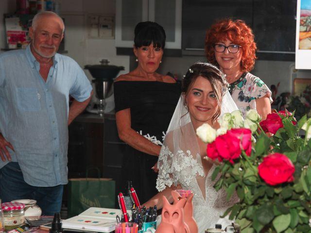Le mariage de Fabien et Laura à Saze, Gard 25