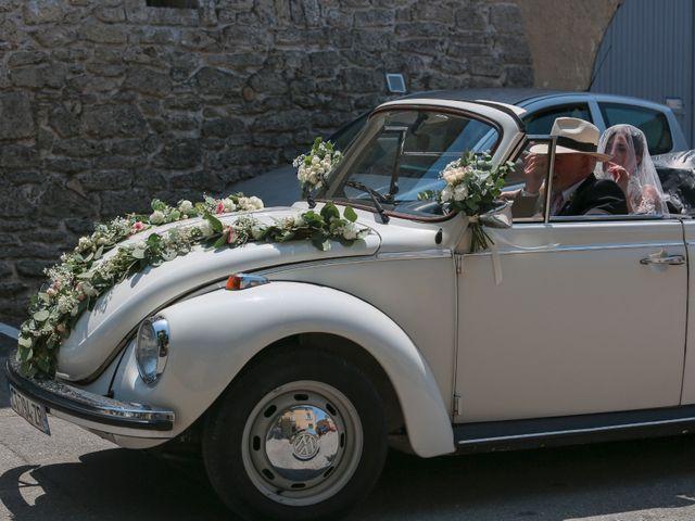 Le mariage de Fabien et Laura à Saze, Gard 26