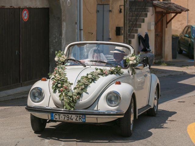 Le mariage de Fabien et Laura à Saze, Gard 28