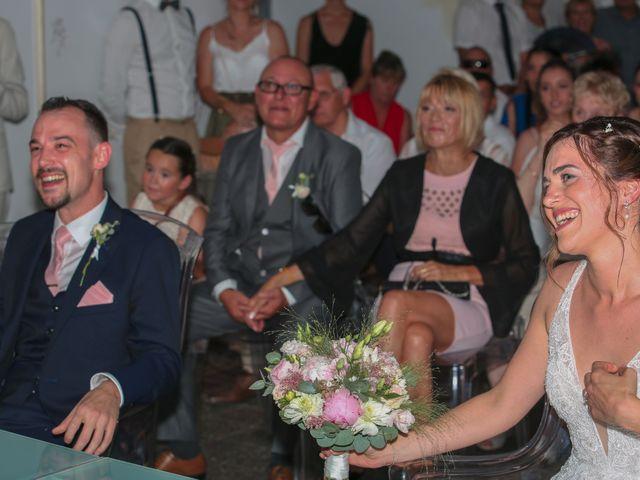 Le mariage de Fabien et Laura à Saze, Gard 29