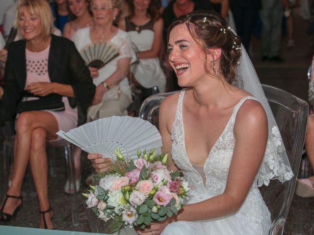 Le mariage de Fabien et Laura à Saze, Gard 30