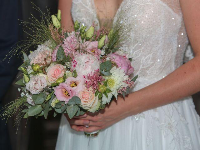 Le mariage de Fabien et Laura à Saze, Gard 31