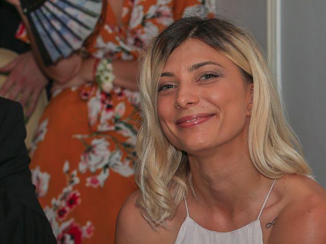 Le mariage de Fabien et Laura à Saze, Gard 35