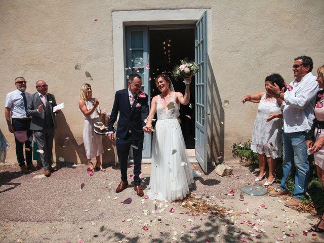 Le mariage de Fabien et Laura à Saze, Gard 37