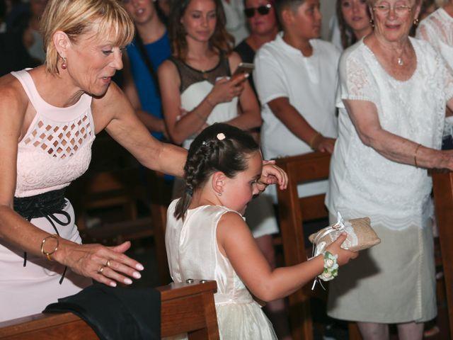 Le mariage de Fabien et Laura à Saze, Gard 39