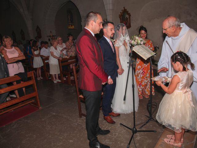 Le mariage de Fabien et Laura à Saze, Gard 40
