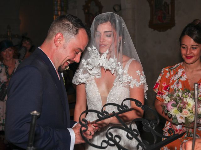 Le mariage de Fabien et Laura à Saze, Gard 41