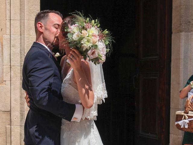 Le mariage de Fabien et Laura à Saze, Gard 44