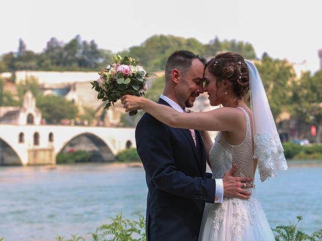 Le mariage de Fabien et Laura à Saze, Gard 46