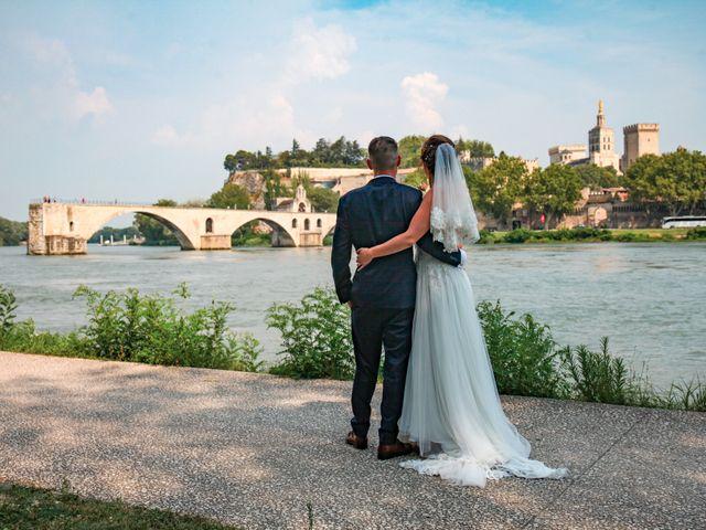 Le mariage de Fabien et Laura à Saze, Gard 49
