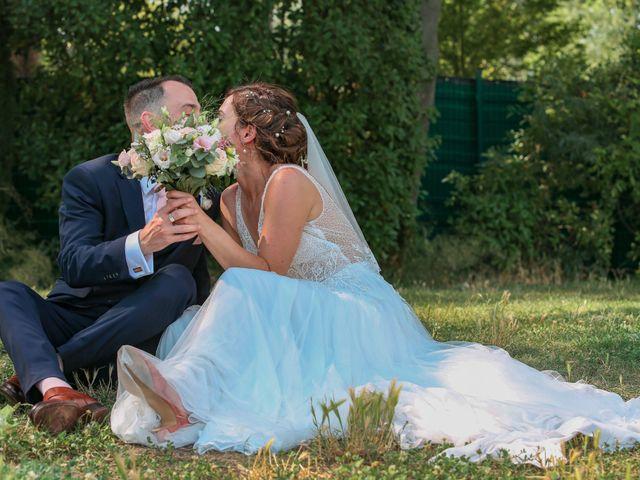 Le mariage de Fabien et Laura à Saze, Gard 51