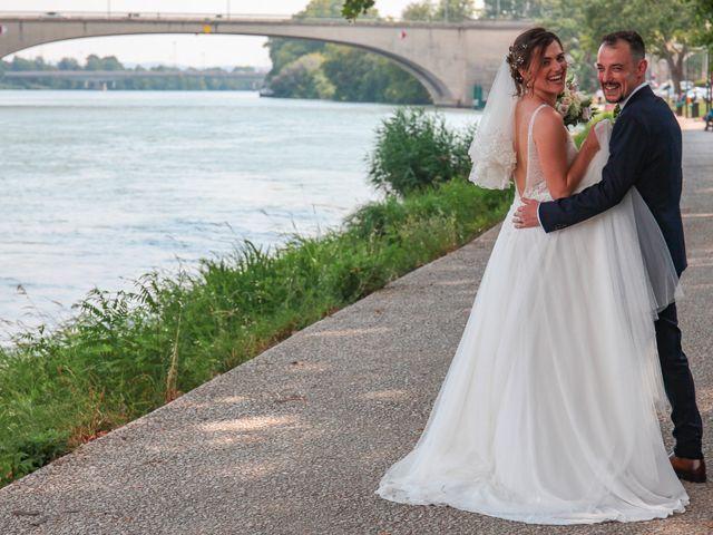 Le mariage de Fabien et Laura à Saze, Gard 52