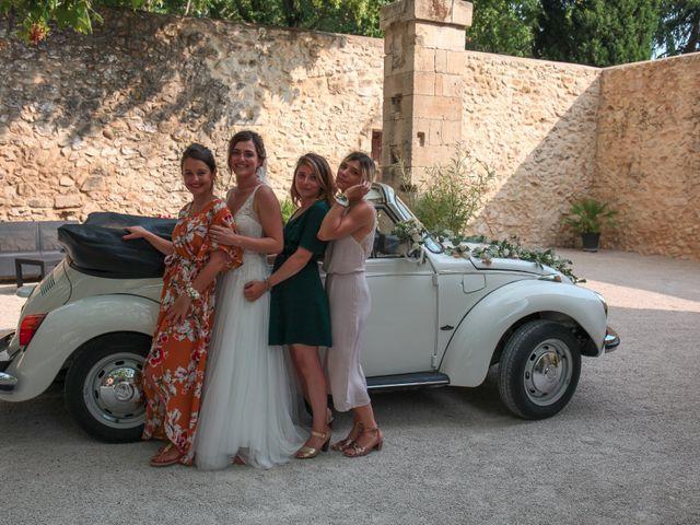 Le mariage de Fabien et Laura à Saze, Gard 54