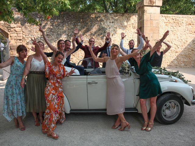 Le mariage de Fabien et Laura à Saze, Gard 55