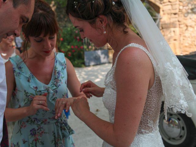 Le mariage de Fabien et Laura à Saze, Gard 56
