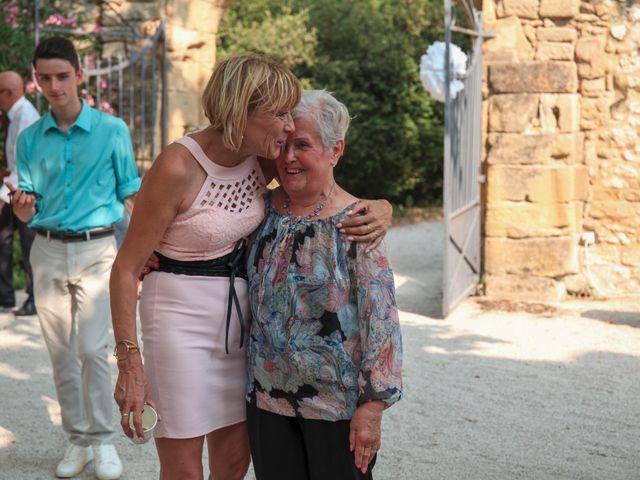 Le mariage de Fabien et Laura à Saze, Gard 57
