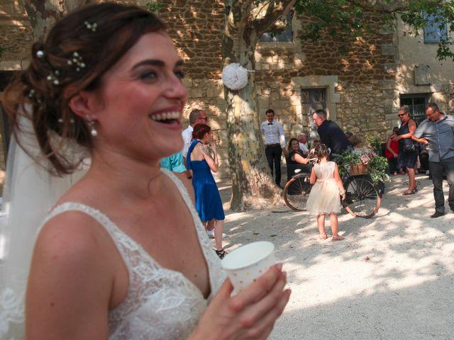 Le mariage de Fabien et Laura à Saze, Gard 59