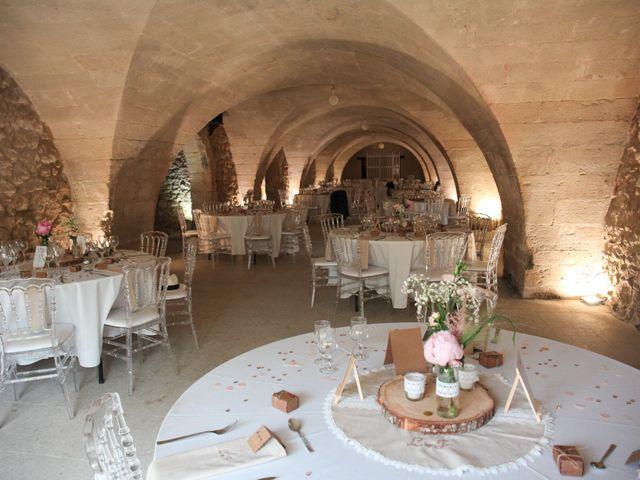 Le mariage de Fabien et Laura à Saze, Gard 62