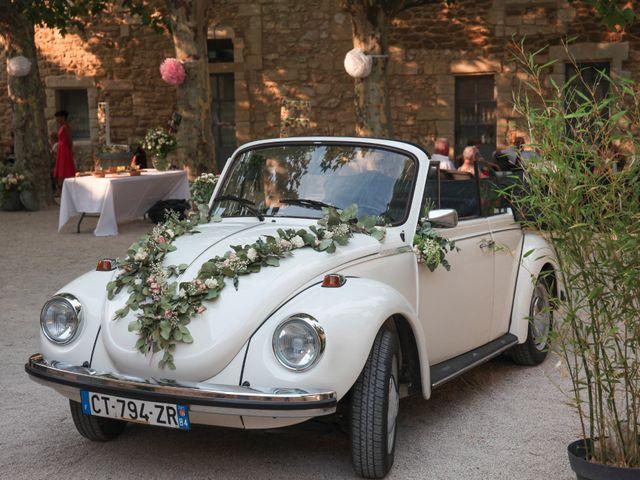 Le mariage de Fabien et Laura à Saze, Gard 64