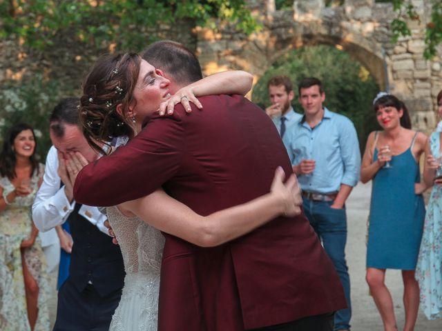 Le mariage de Fabien et Laura à Saze, Gard 69