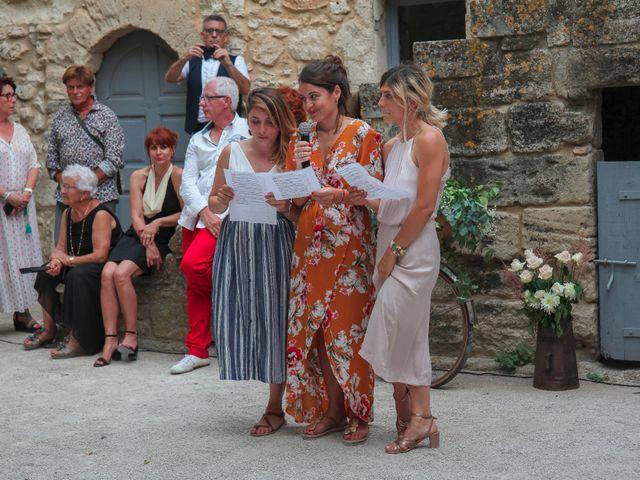 Le mariage de Fabien et Laura à Saze, Gard 70