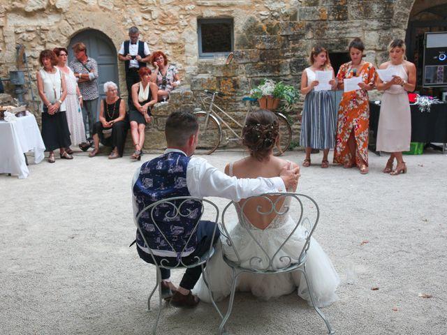 Le mariage de Fabien et Laura à Saze, Gard 71