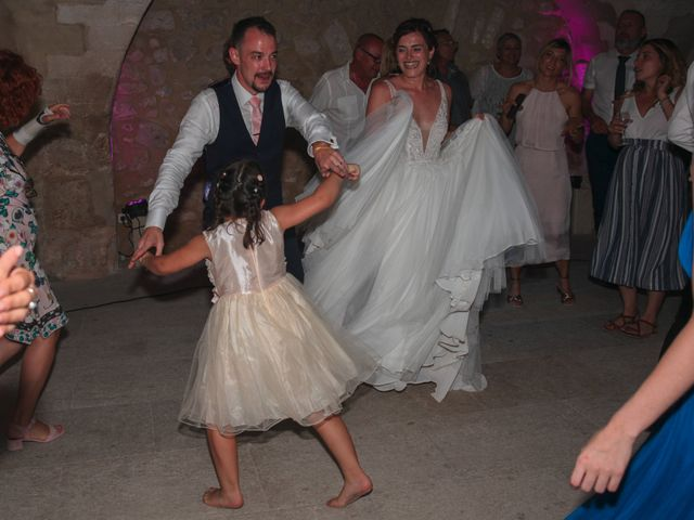 Le mariage de Fabien et Laura à Saze, Gard 83