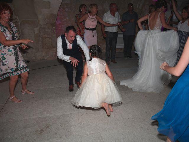 Le mariage de Fabien et Laura à Saze, Gard 84