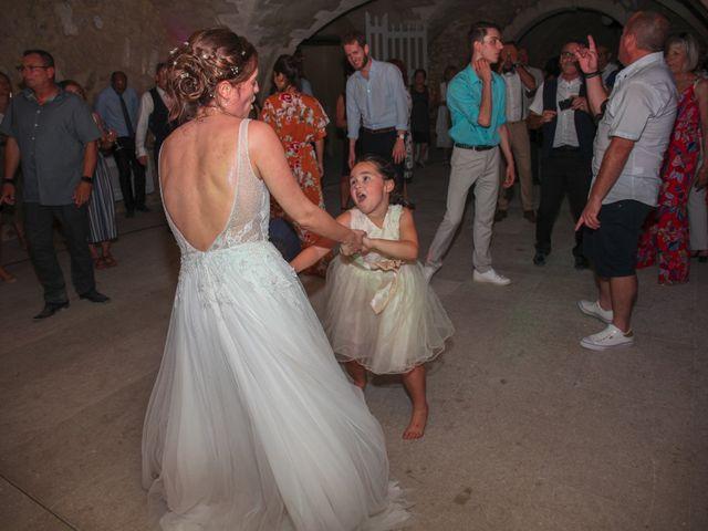 Le mariage de Fabien et Laura à Saze, Gard 86