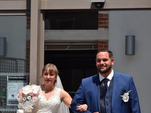 Le mariage de Guillaume et Amélie à Fréjairolles, Tarn 4