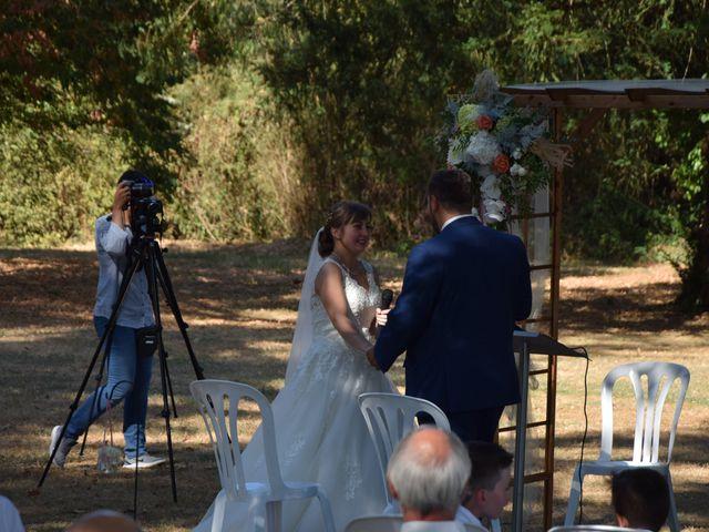 Le mariage de Guillaume et Amélie à Fréjairolles, Tarn 5
