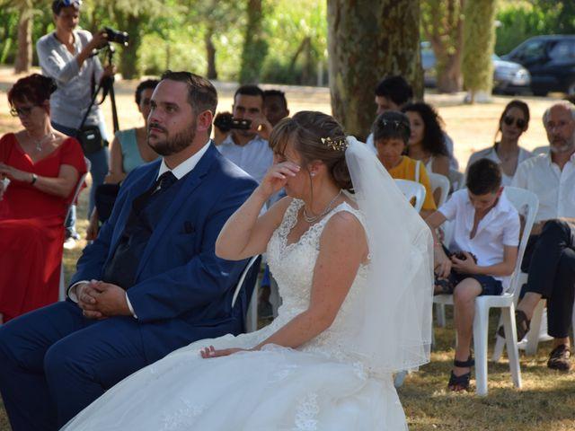 Le mariage de Guillaume et Amélie à Fréjairolles, Tarn 7