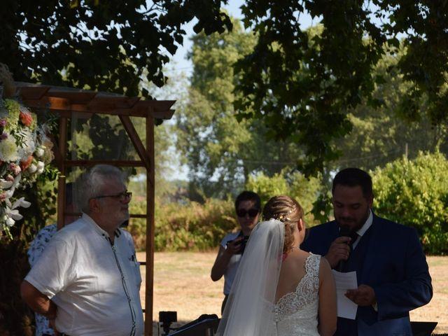Le mariage de Guillaume et Amélie à Fréjairolles, Tarn 8