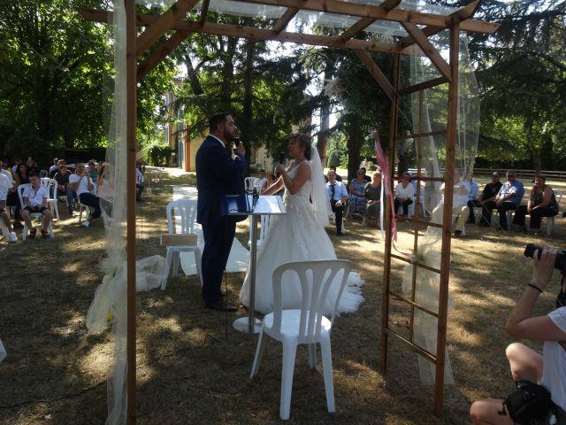 Le mariage de Guillaume et Amélie à Fréjairolles, Tarn 9