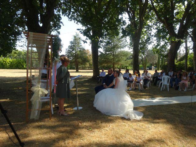 Le mariage de Guillaume et Amélie à Fréjairolles, Tarn 10