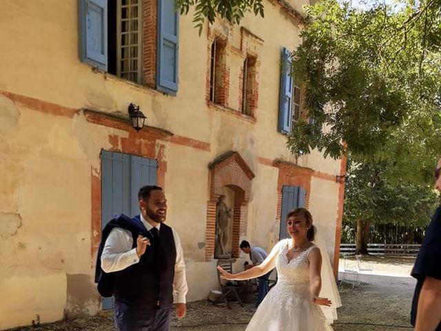 Le mariage de Guillaume et Amélie à Fréjairolles, Tarn 13