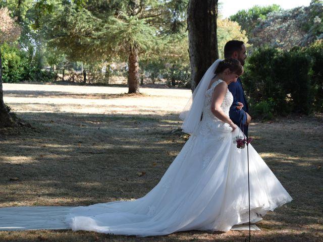 Le mariage de Guillaume et Amélie à Fréjairolles, Tarn 18