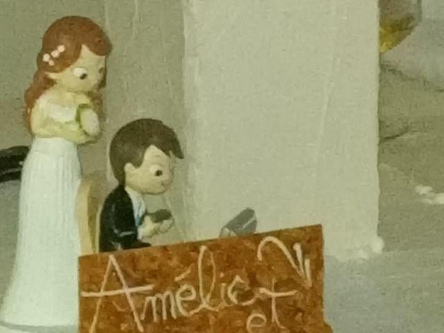 Le mariage de Guillaume et Amélie à Fréjairolles, Tarn 24