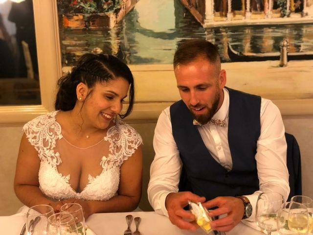 Le mariage de Nawel et Christopher