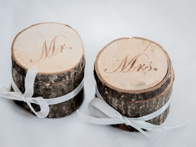 Le mariage de Philippe et Melissa à Gennes, Doubs 9