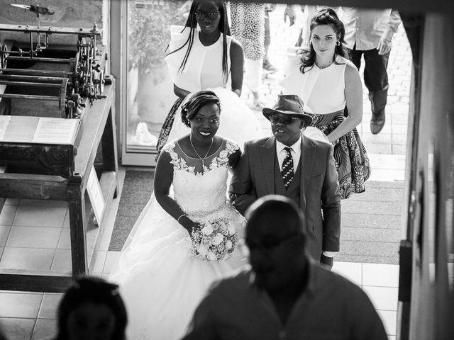 Le mariage de Philippe et Melissa à Gennes, Doubs 17