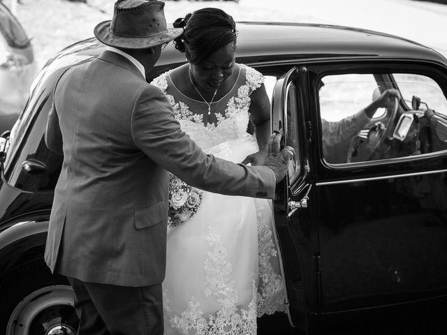 Le mariage de Philippe et Melissa à Gennes, Doubs 21